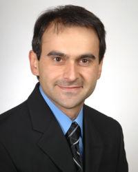Headshot of Dr. Dentcho A. Genov