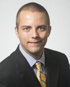 Headshot of Dr. Arden Moore