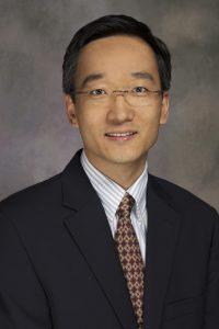 Headshot of Dr. Shawn Sun