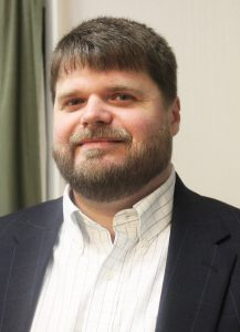 Headshot of Dr. John Matthews