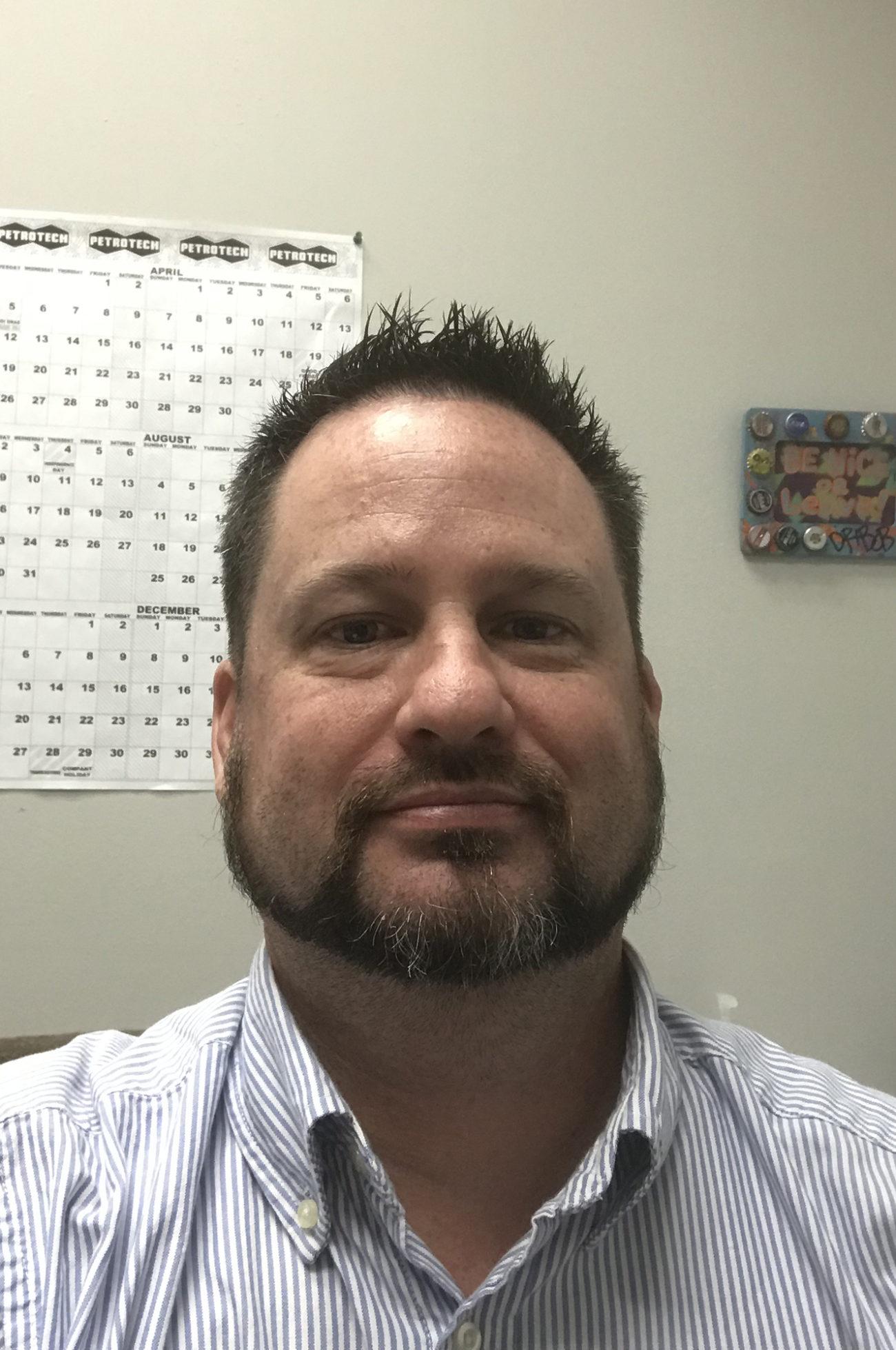 Headshot of Tim McNabb