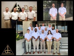Louisiana Tech Alumni at Dashiell