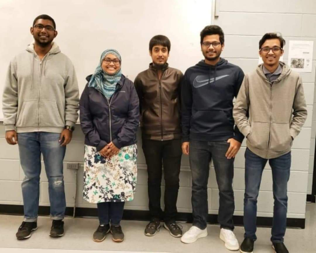 2020-2021 Graduate Student Council
