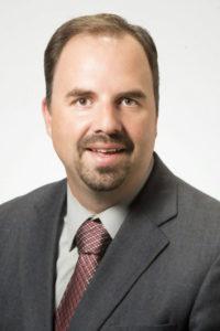 Headshot of Dr. Collin Wick
