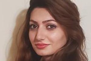 Headshot of Zahra Farazpay